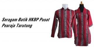 Seragam Batik HKBP Pusat Pearaja Tarutung