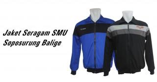 Jaket Seragam SMU Soposurung Balige