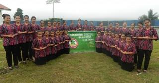 Batik Akademi Bidan Tarutung