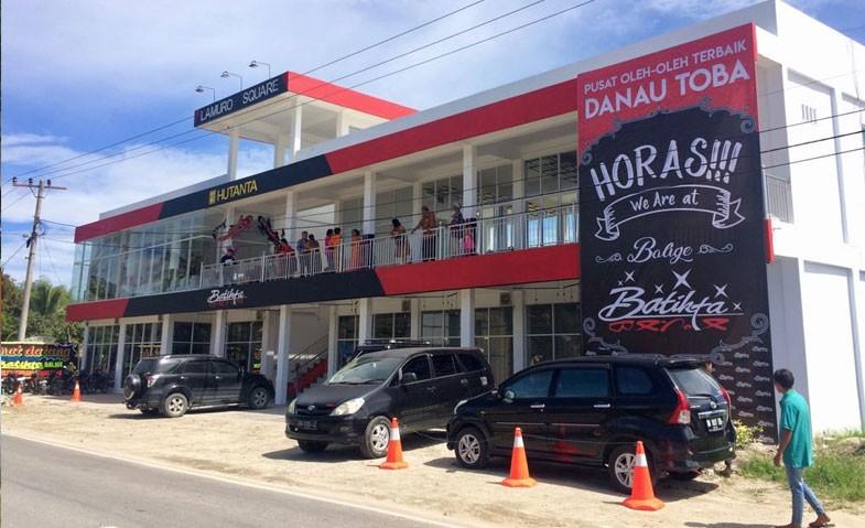 Pusat Oleh-oleh Terlengkap 'Batikta' Diluncurkan, Dorong Kolaborasi Pegiat Wisata Danau Toba