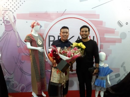 Batikta X Athan Siahaan Bekasi Fashion Week 2017
