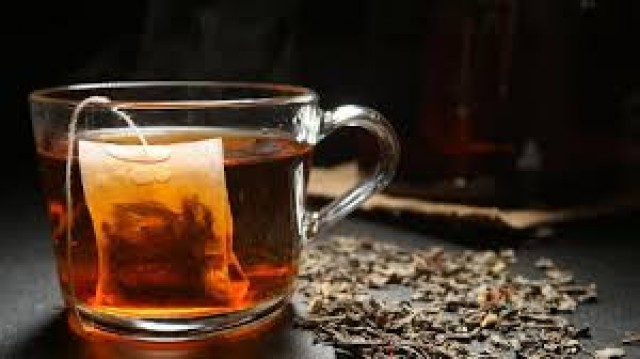 Hot Tea Teh Tawar [no sugar] - -