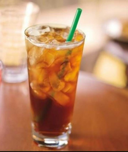 Ice Tea White Sugar - - -