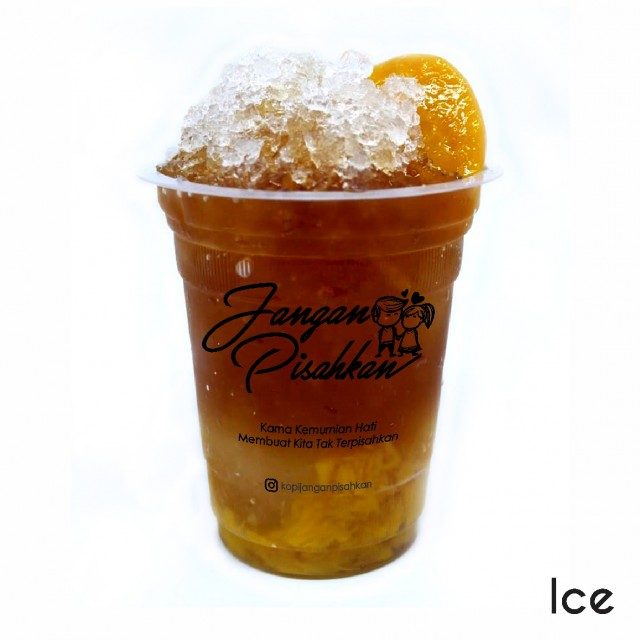 Ice Tea Peach - - -