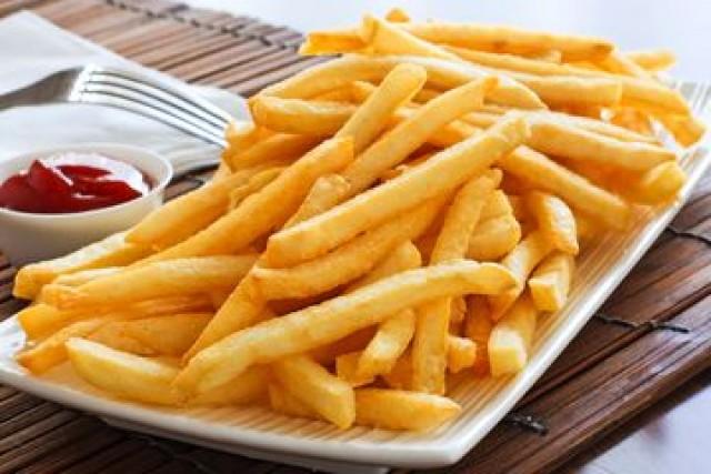 Snack French Fries Kentang Goreng - -