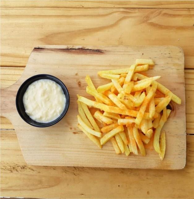 Snack Chessy Fries - - -
