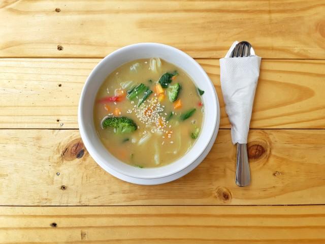 Soup Capcay - - -