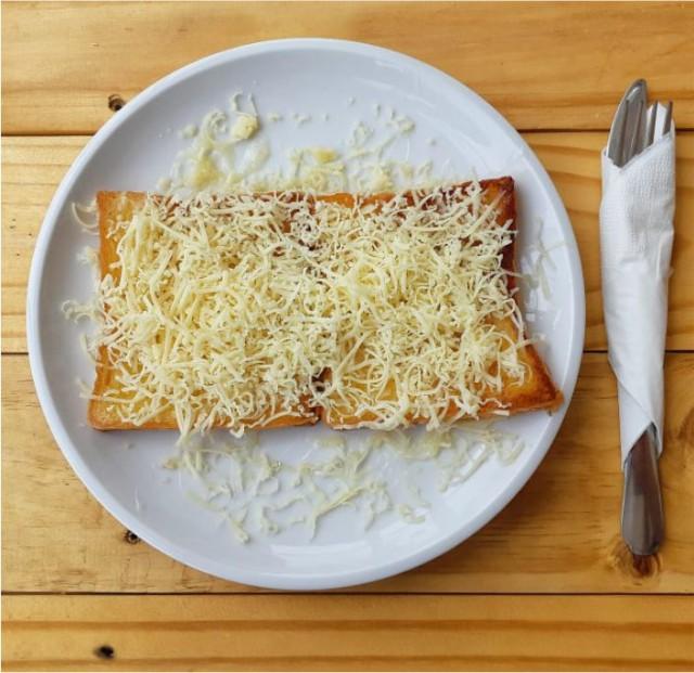 Desert Roti Bakar COKLAT - -