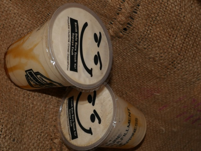 Ice Coffee Latte Butterscoth Espresso Blend PF 1 liter