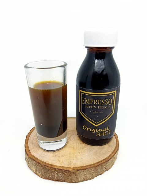 Jamu Original Shot Espresso Arabica - 1 shot